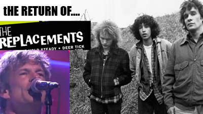 The Replacements Triumphant Return To Alternative Rock - NBC The Tonight Show