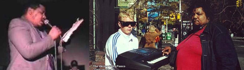 Wesley Willis Big Daddy Rock N Roll Chicago Punk Rock Hot Metro Finds