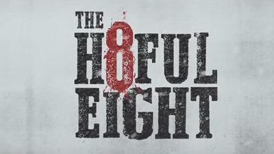 Quentin Tarantino The Hateful Eight - in 70MM - Roadshow